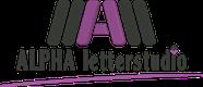 ALPHA letterstudio Logo